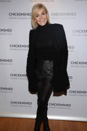 Michelle Collins attends Peter Pan VIP Performance