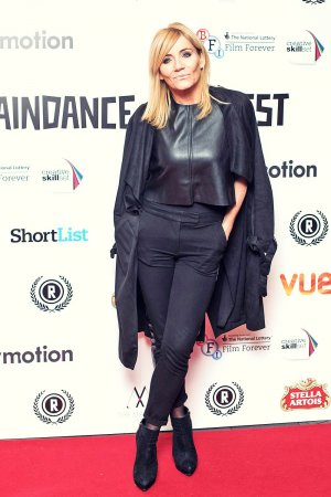 Michelle Collins attends Raindance Opening Night Gala