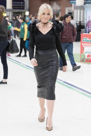 Michelle Collins attends Ricola Sweets Launch