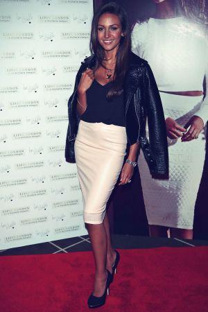 Michelle Keegan attends Lipsy range launch