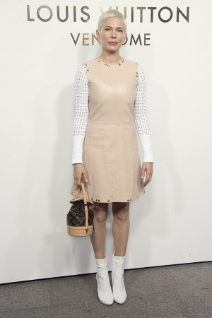 Michelle Williams attends Opening Of The Louis Vuitton Boutique