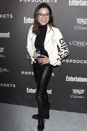 Michelle Yeoh attends Entertainment Weekly Pre-SAG Party