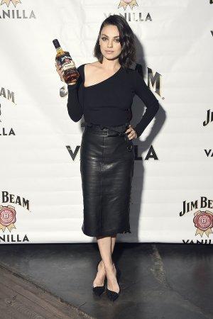 Mila Kunis attends Jim Beam Vanilla Launch Party