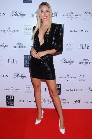 Milena Sadowska attends ELLE Style Awards