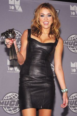 Miley Cyrus at MuchMusic Video Awards