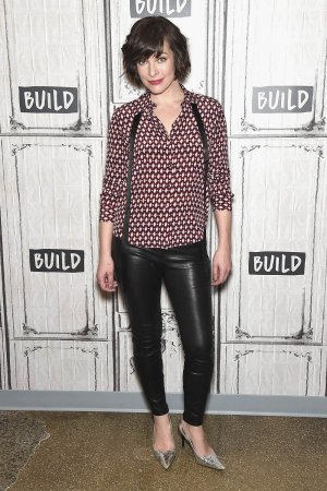 Milla Jovovich attends Build Series to discuss 'Resident Evil: The Final Chapter'
