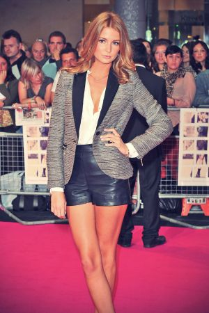 Millie Mackintosh at One Day at UK film premiere