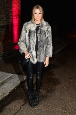 Millie Mackintosh attends Estee Lauder Hear Our Storie, Share Yours party