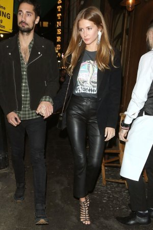 Millie Mackintosh leaves Soho House