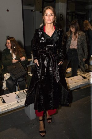 Millie Mackintosh seen attending Fashion Fighting Poverty for Oxfam