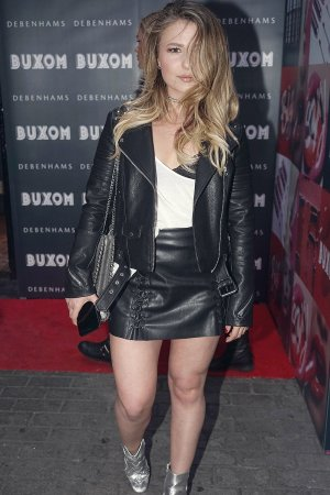 Mimi Bouchard attends the Buxom UK launch party