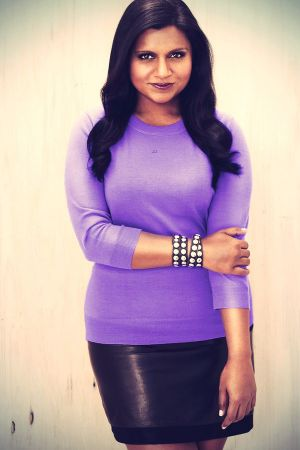 Mindy Kaling - Faces of Fox Campaign
