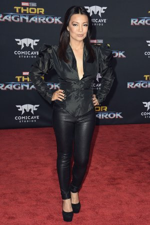 Ming Na attends Premiere of Disney and Marvel's Thor Ragnarok