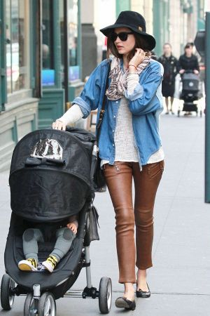 Miranda Kerr out and about in NYC