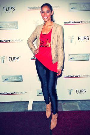 Miranda Rae Mayo attends Matt Leinart Foundation's 7th Annual Celebrity Bowl
