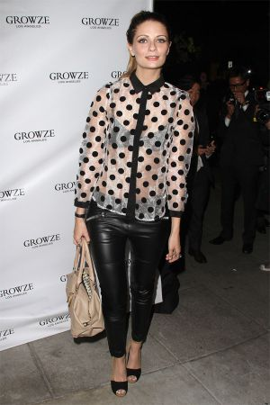 Mischa Barton at The US Launch Event of Japanese Sportswear Brand GROWZE in LA