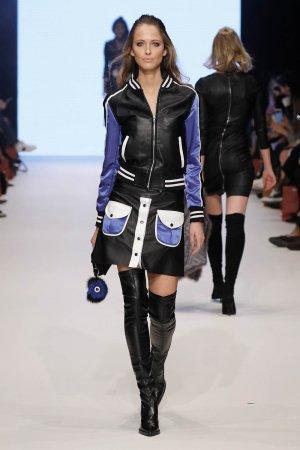 Models walks the runway during Platform Fashion