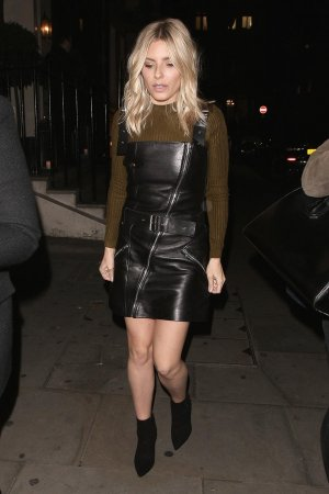 Mollie King arriving at Popsugarlife Event