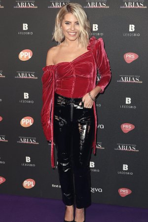 Mollie King attends The ARIAS Audio & Radio Industry Awards 2018