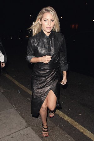 Mollie King attends the launch of the Esquire Townhouse with Dior