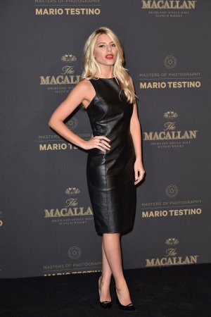 Mollie King attends The Macallan Masters Of Photography: Mario Testino Edition Launch Event
