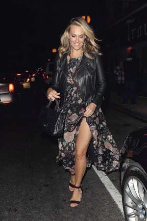 Molly Sims celebrates her birthday at the 'Doheny Room' lounge