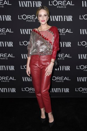 Monet Mazur attends Vanity Fair and L'Oreal Paris' New Hollywood Party