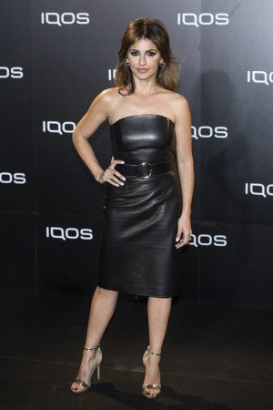 Monica Cruz attends e-cigarette presentation IQOS 3