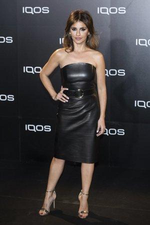 Monica Cruz attends e-cigarette presentation IQOS 3