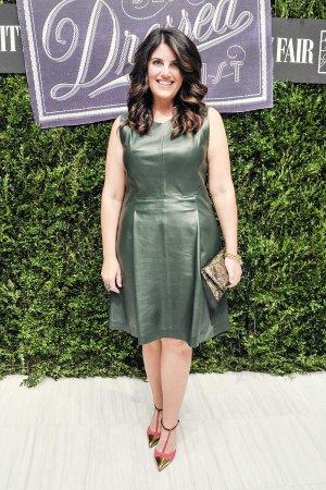 Monica Lewinsky attends Vanity Fair & SAKS Fifth Avenue International Best Dressed List