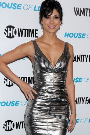 Morena Baccarin at screening of House of Lies in LA