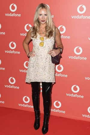 Naomi Isted attends Vodafone Vaults to launch new Vodafone Passes