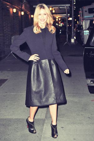 Naomi Watts Late Show with David Letterman appearance