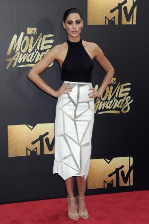 Nargis Fakhri at the MTV Movie Awards