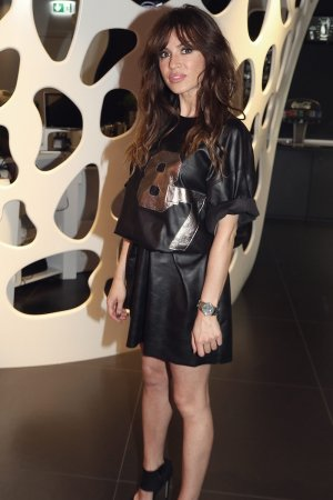 Natalia Avelon attends Marcell von Berlin Collection Präsentation