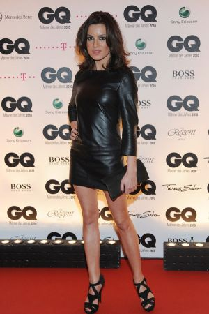 Natalia Avelon GQ Awards