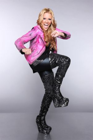 Natalie Horler Photoshoot for DSDS 2012 by Stefan Gregorowius