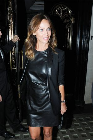 Natalie Imbruglia at David Walliams 40th Birthday Party in London