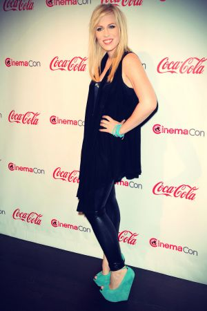 Natasha Bedingfield at CinemaCon