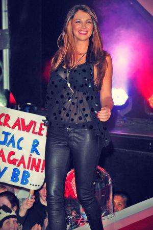 Natasha Giggs Celeb Big Brother