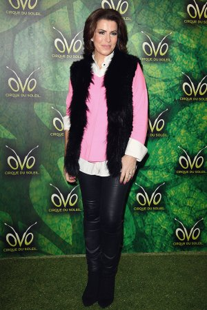 Natasha Kaplinsky attends Cirque Du Soleil's OVO