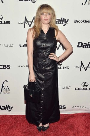 Natasha Lyonne attends the The Daily Front Row's 4th Annual Fashion Media Awards
