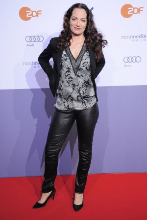 Nathalia Worner at ZDF Fernsehfilms premiere in Berlin