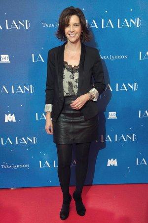 Nathalie Renoux attends LA LA LAND Premiere
