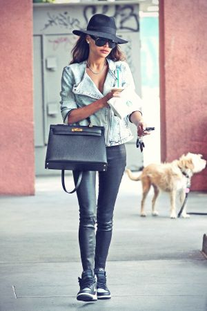 Naya Rivera out & about in LA