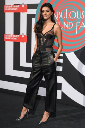 Neelam Gill attends the Naked Heart Foundation's Fabulous Fund Fair
