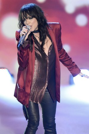 Nena at the german tv show Welcome