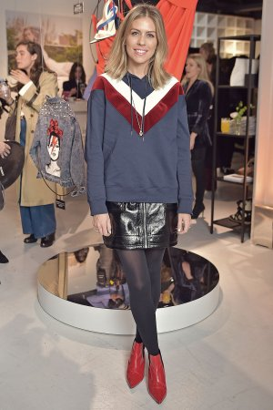 Nicki Shields attends Vestiaire and Toni Garrn supermodel charity sale