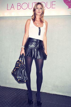 Nicky Hilton at LA BOUTIQUE GG Store