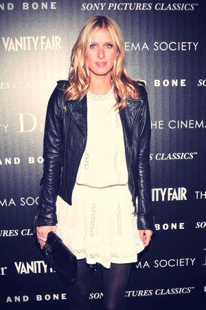 Nicky Hilton at The Cinema Society with Dior & Vanity Fair Screening